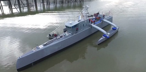 Drone sub chaser