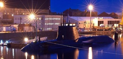 New British nuclear submarine