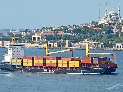 7 Kidnapped from MSC Talia F Containership