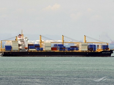 Robbers Attempt to Board PIL Boxship in Gulf of Guinea