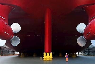ABB Azipod® propulsion: conquering ice