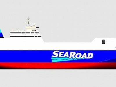 FSG to build RoRo vessel with LNG propulsion for Australian company, SeaRoad