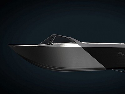 Ex-SpaceX engineers in race to build first commercial electric speedboat