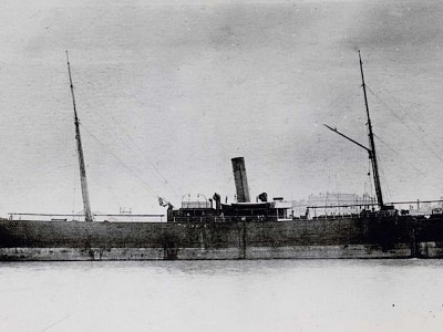 Shipwreck's watery grave studied in bid to solve century-old mystery of SS Federal