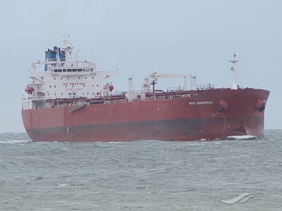 UK military seize control after stowaways threaten crew of crude oil tanker Nave Andromeda