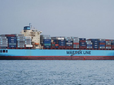 Pilot Falls to Death while Boarding Maersk Kensington