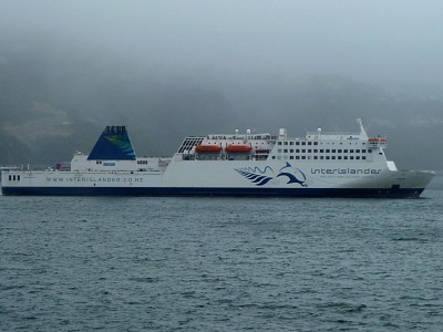 KiwiRail considers future ferry purchase