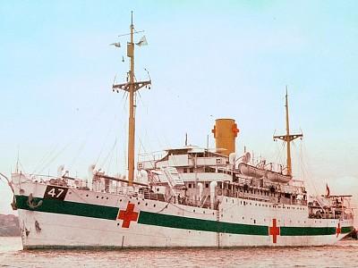 WW2 Australian Hospital Ships