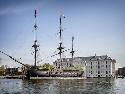 ZJA plans to transform a 1749 shipwreck into an underwater museum in amsterdam