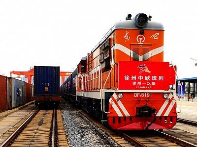 Rail Service between Hamburg and Xuzhou successfully established