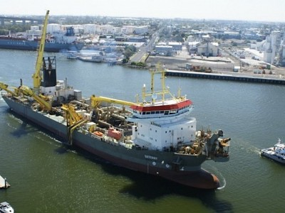Boskalis secures channel widening project for Adelaide Port, Australia
