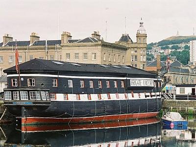 HMS Unicorn – A History