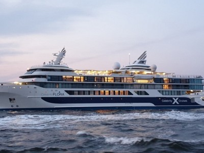 Shipyard De Hoop Delivers New Expedition Ship to Celebrity Cruises