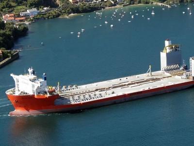 Boskalis vessel Blue Marlin hijacked offshore West Africa