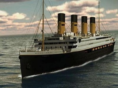 Would you buy a ticket for the Titanic ???