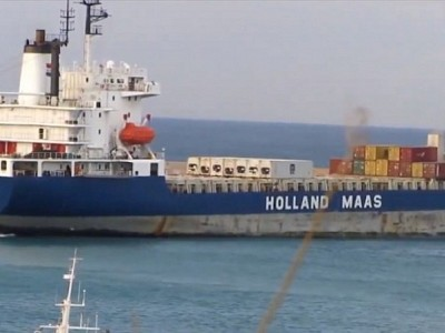 Another Dutch ship owner faces huge fine for having beached a vessel