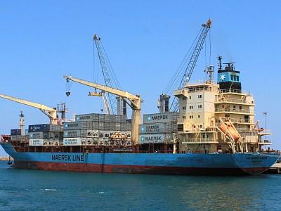 Alexander Maersk Berths in Sicily, Disembarks 108 Migrants