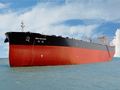 China Unveils World's 1st Smart Oil Tanker