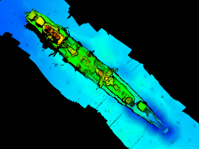 Wreck of German Warship Sunk in 1940 Found Off Norwegian Coast