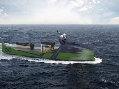 Ocean Infinity Adds World's Largest Marine Robotic Vessels to its Armada Fleet