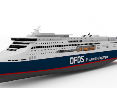 Partnership aims to develop hydrogen ferry for Oslo-Copenhagen