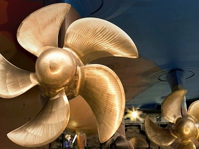 ABB Azipod® electric propulsion marks 30 years of excellence at sea