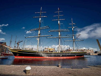 Den Helder to complete mid-life maintenance for Clipper vessel