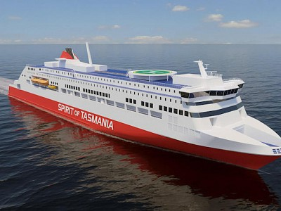 Contract for two new car and passenger ferries for TT-Line strengthens RMC's order book significantly