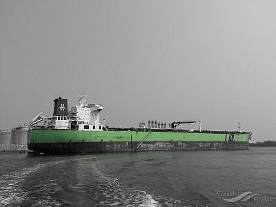 Explosion and fire on Hafnia tanker BW Rhine at Jeddah port