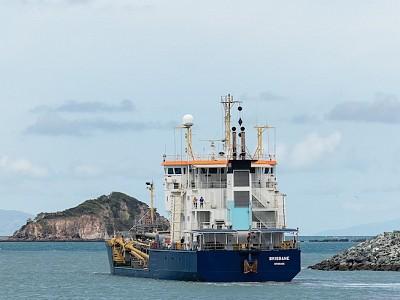 Port of Mackay maintenance dredging completed
