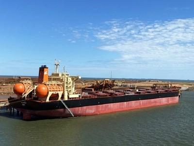 Port Hedland welcomes first LNG-fuelled vessel