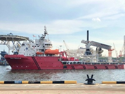 MMA Offshore awarded Woodside walk-to-work vessel contract