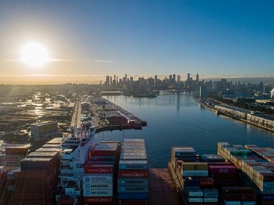 Port of Melbourne releases 30 year development strategy