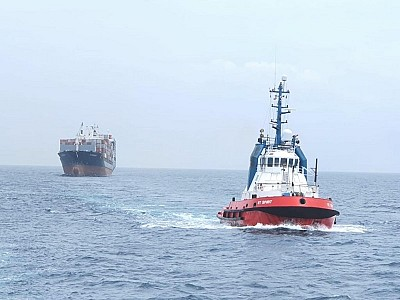 KOTUG Provides Salvage Assistance To MV EM Oinousses