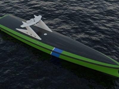 Autonomous Offshore Wind Guard Vessel Introduced