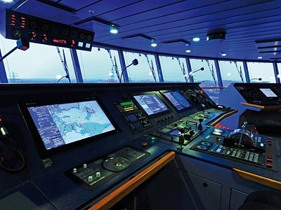Wärtsilä to equip 5 LNG gas-carriers with fully integrated bridge systems under Arctic LNG-2 project