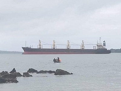 Solomon Islands: Bulker spills 1,000 tonnes of oil into sea