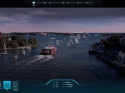 Rolls-Royce offers ship navigators a bird's-eye view with Intelligent Awareness game-changer