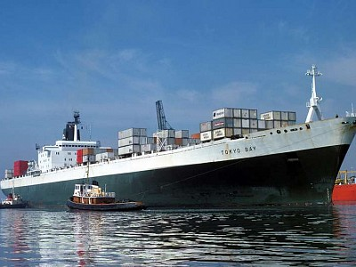 1972 - Containership Tokyo Bay
