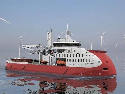Ulstein: Jones Act Compliant in US Offshore Wind