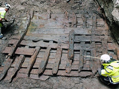 16th-Century Shipwreck Discovered Beneath Stockholm City Center