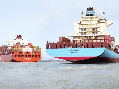 Re-organisation at Maersk and Hamburg Sud