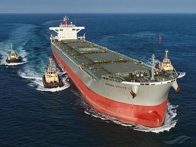 K Line installs world-first carbon capture plant aboard a coal carrier; ship en-route to Newcastle, Australia