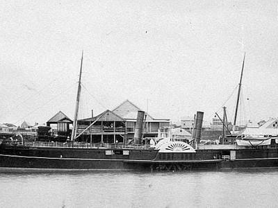 SS MAITLAND
