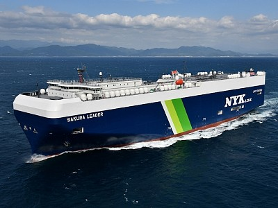 LNG-Fuelled vessels approaching 30% of orders