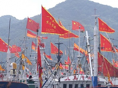 China's Maritime Militia Breaks Rules And Charts Course For Global Dominance