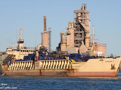 Collision between bulk carrier Accolade II and fishing vessel Sand Groper, Off Port Adelaide, South Australia, on 29 February 2020