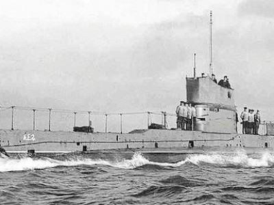 First glimpse inside WWI submarine