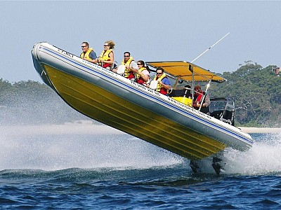 Newcastle speed boat operation fined for unsafe practices