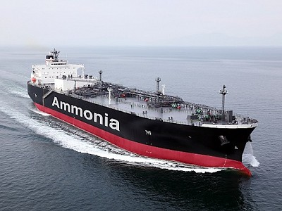 Industry majors to tackle safety issues linked to the use of ammonia as fuel